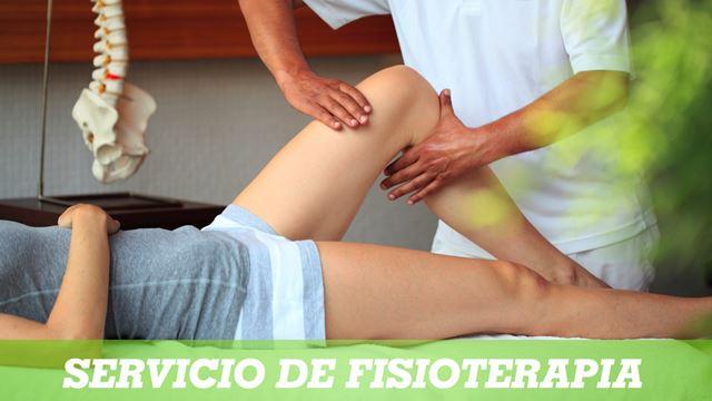 Servicio de Fisioterapia - CENTROPROFIT