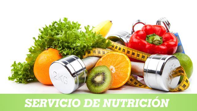 Servicio de Nutrición - CENTROPROFIT