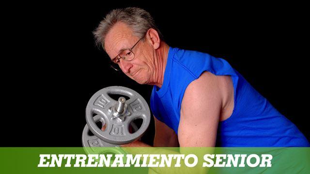 Entrenamiento Senior - CENTROPROFIT