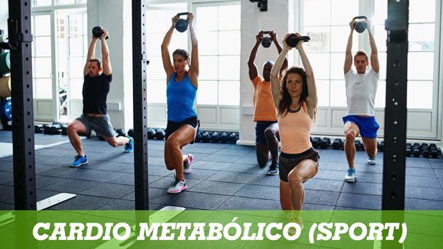 Cardio Metabólico (PROFIT SPORT) - CENTROPROFIT